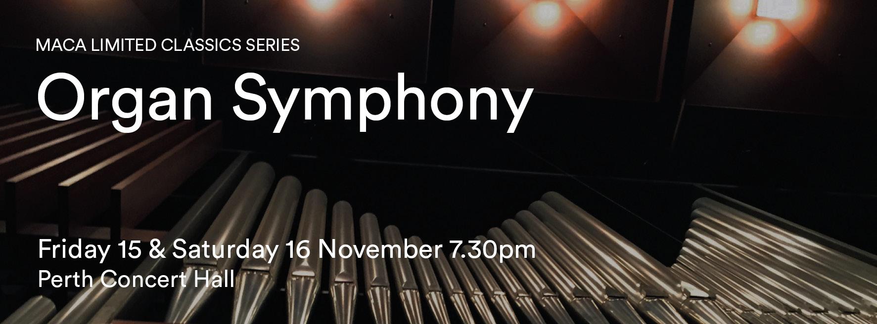Organ Symphony Wordfly